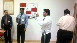 Our last training class in Road Transport Authority of Dubai