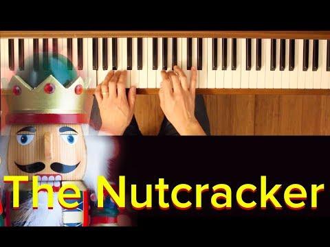Russian Dance (Nutcracker Suite) [Easy-Intermediate Piano Tutorial]