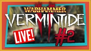 Warhammer: Vermintide 2 Multiplayer Live - Part 2 (Xbox One)