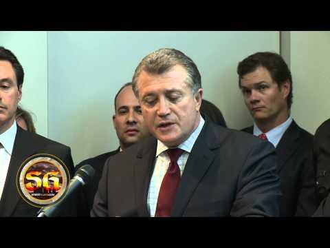 LAPD & FBI arrest 47 Rollin 40s Crips in South Los Angeles