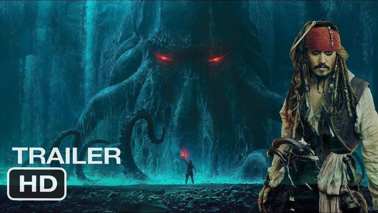 Download Pirates of the Caribbean 6 Trailer   The Last Captain  (2021)