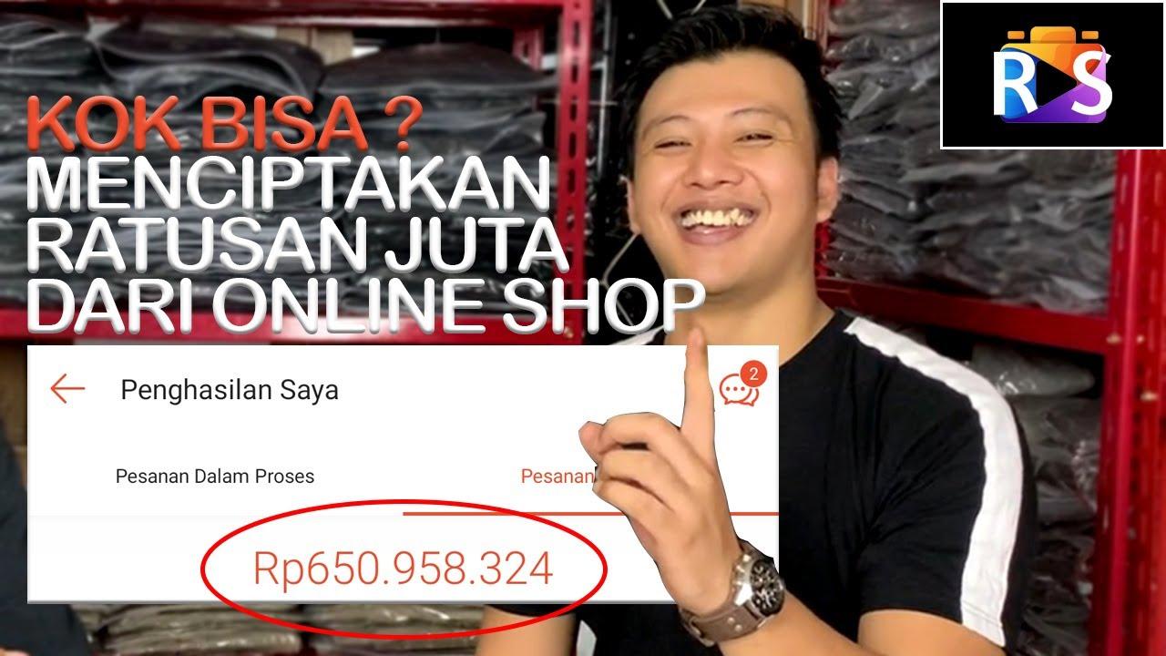 Cara Memulai Bisnis Online Shop Dengan Modal Kecil Untuk ...