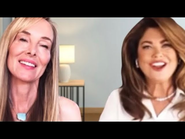 Kathy Ireland, Super Model & Super Mogul Opens Up About Faith, Family & Building An Empire!