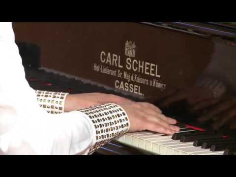 Temporada de Conciertos en la UCSH - Paulina Zamora en piano