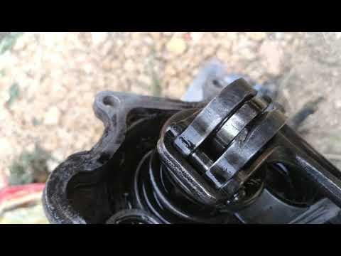 Шум,стук двигателя ОМ 604.Причина найдена