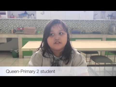 Surabaya Cambridge School advertisement