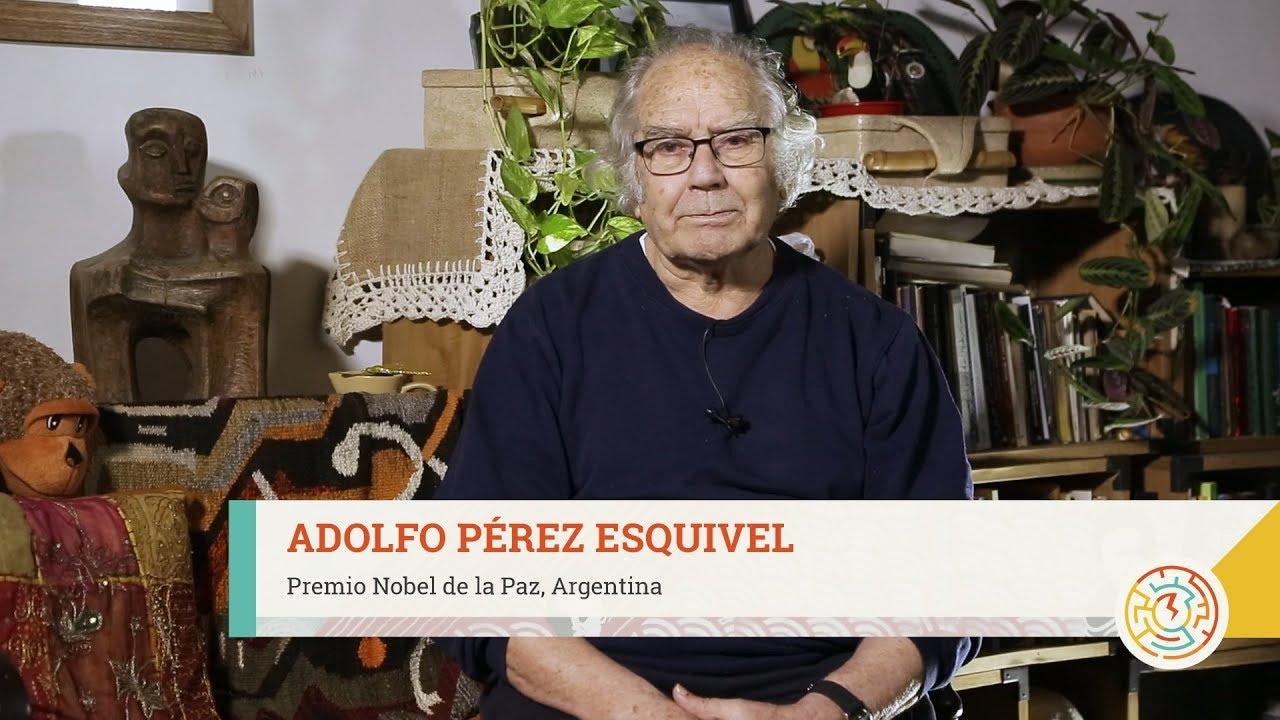 Adolfo Pérez Esquivel Premio Nobel De La Paz Invita A Clacso2018