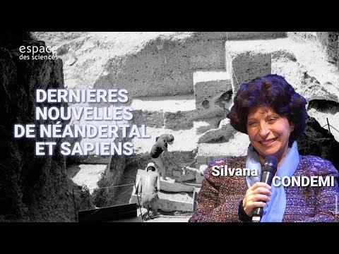 [Silvana Condemi] Dernières nouvelles de Néandertal et Sapiens