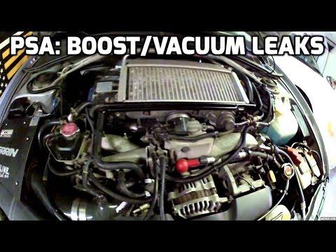 wrx boost gauge hook up