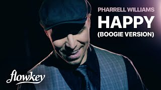 """Happy"" (Boogie Version) – Pharell Williams (by Arthur Migliazza)"