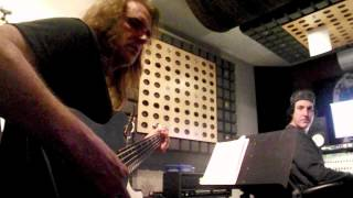 Megadeth at Vic's Garage - Studio Update #8 February 2013