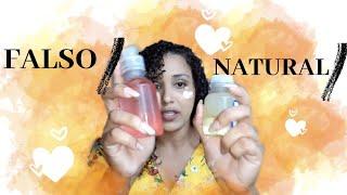 Como saber si un aceite es original o Falso⁉️/Aceite para el cabello/Bycocorusell