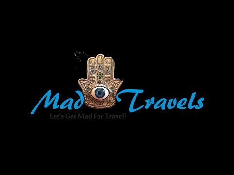 Mad Travels - Channel Intro and Welcome! (Documentary Series)