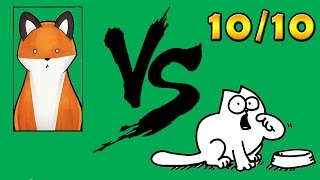 STRIKEFORCE KITTY 2 - Котята VS Лисят 2 - #3