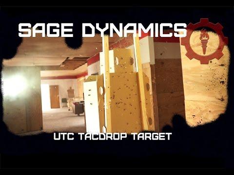 UTC Tacdrop Target system