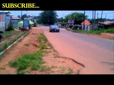 Summer in Nigeria Webisode 4 - Akure, Ijapo Estate
