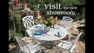 Metal , Aluminium & Cast Iron Garden Furniture By Lazy Susan Ltd | 00441243773686