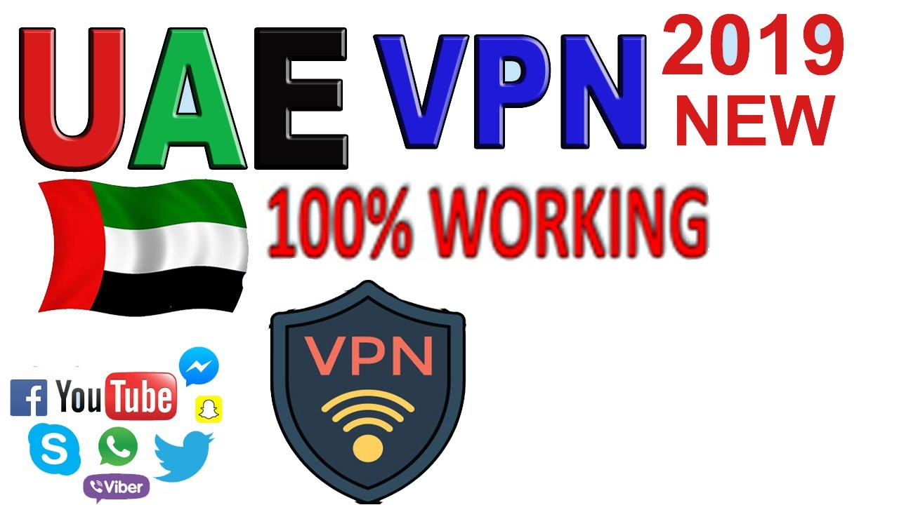 BEST VPN UAE 2019 | 100% FREE & FAST | VIDEO CALLING Whatsapp_Facebook_IMO