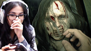 THIS B**** IS CRAZY | Resident Evil 7: Biohazard