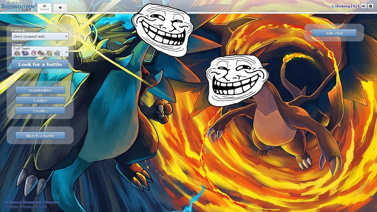 Pokemon Showdown Images  Pokemon Images