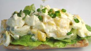 """super Tasty Egg Salad Recipe"" ""salads Recipes"""