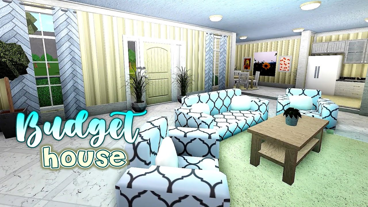 Roblox Bloxburg: Budget House - Minami Oroi