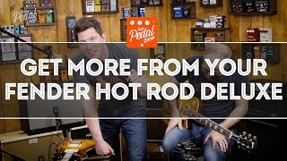 That Pedal Show – Get More From Your Fender Hot Rod Deluxe Amp