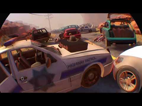 Arizona SUSHINE VR. Decouverte 1ere mission
