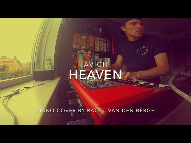 Avicii - Heaven (Piano Cover + Sheets)