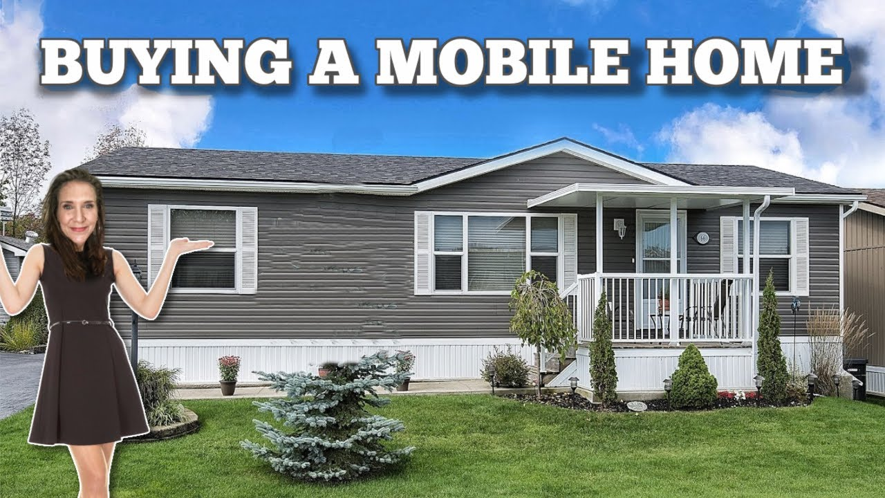 5 Facts You Must Know When Buying A Mobile Home | Purchasing a manufactured  home - YouTube