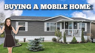 5 Facts You Must Know When Buying A Mobile Home | Purchasing a manufactured home
