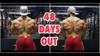 48 days out - regan grimes ifbb pro