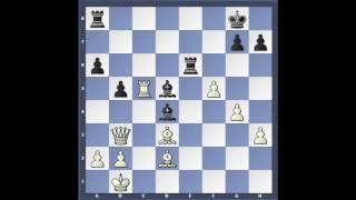 Chebanenko afbrigðið - Módelskák 5. e3 Gelfand - Aronian 2008