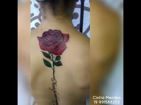 Tatuagem Nunca Foi Sorte Sempre Foi Deus Youtube