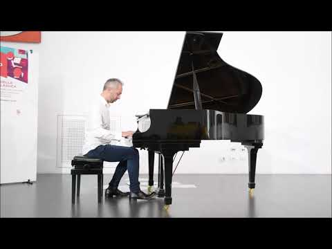 The Dream Of A Butterfly - Davide Gullotto | Piano City 2019