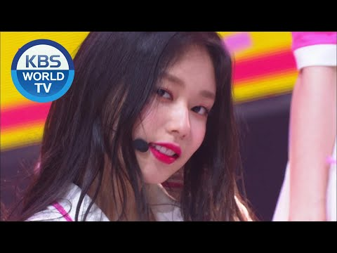 FANATICS - V.A.V.I GIRL [Music Bank / 2020.05.08]