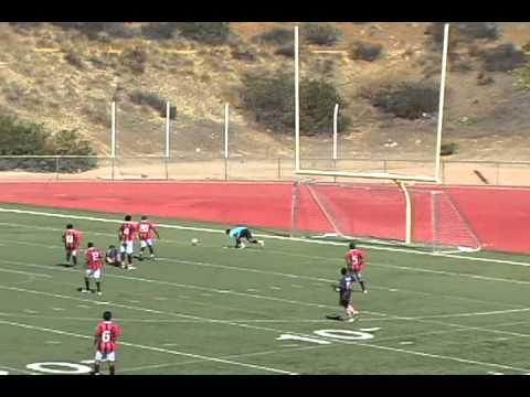 SDFA vs Milan Red BU18  Coast Soccer League
