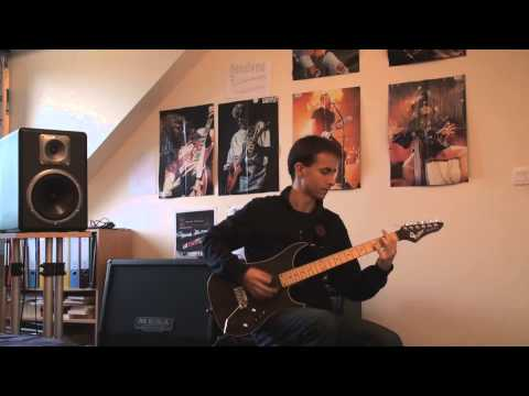 Nickelback - How you remind me (Guitar Cover HD)