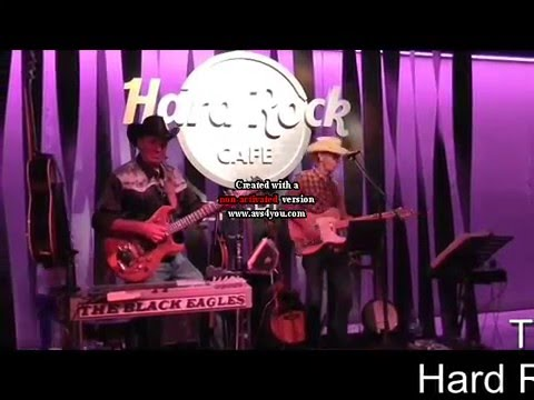 The Black Eagles - Hard Rock Cafe  Tenerife