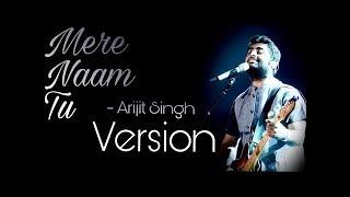 Zero : Mere Naam Tu (Arijit Singh) | Abhay Jodhpurkar, Ajay Atul | Sharukh Khan, Katrina Kaif