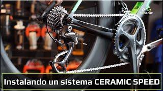 Instalando un sistema Ceramic Speed