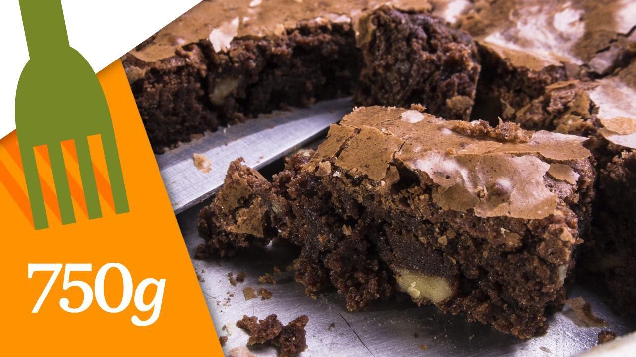 recette de brownie au micro-ondes - 750 grammes - youtube