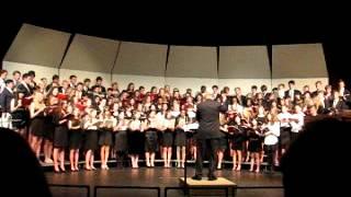 chichester psalms psalm 131 ths glee club ais upper school choir tbs upper school chorus