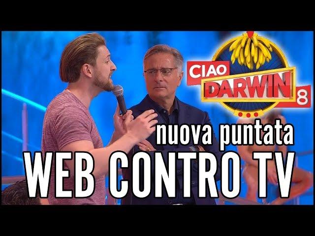 CIAO DARWIN 8 | WEB CONTRO TV - Ma che puntata è stata?