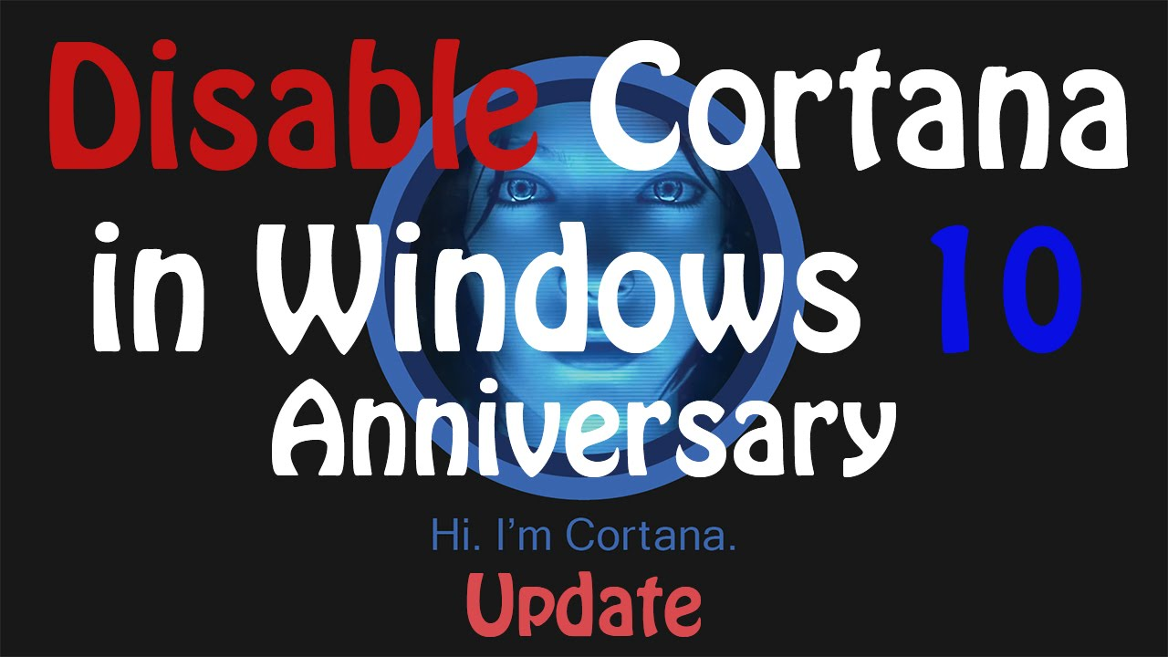 how to make cortana stop
