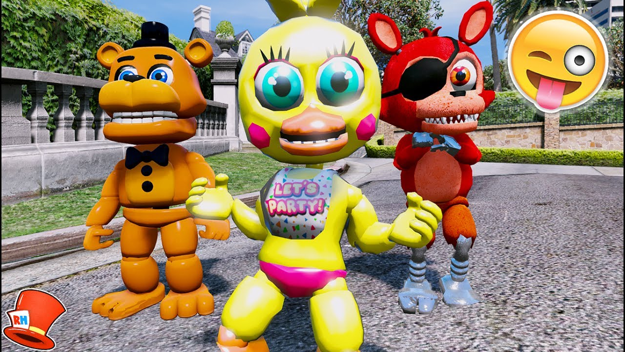 BRAND NEW CHICA ANIMATRONIC IS HERE! ADVENTURE TOY CHICA