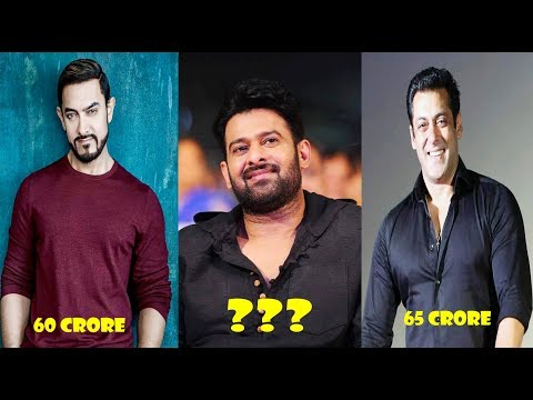 TOP 10 Highest Paid Bollywood Film Actors for Per Movie _ 2017