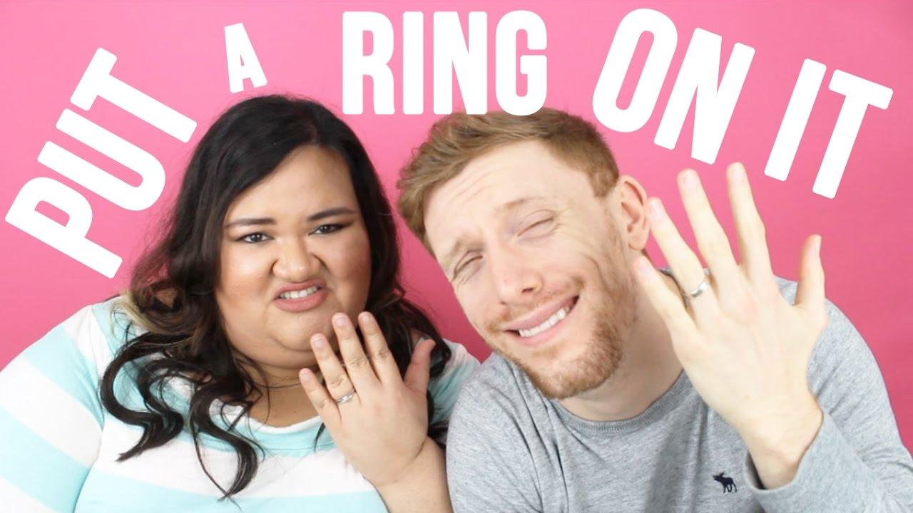 Ask The Henrys - Wedding Rings, SCHMEDDING RINGS? - YouTube