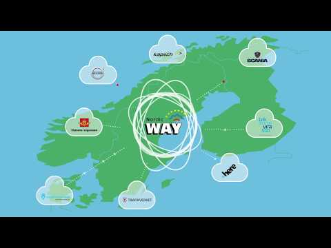"""Finnish Transport Agency: """"The Nordic Way"""" - Video for 12th ITS European Congress"""