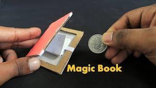 How to Make Magic Book - DIY Amazing Magic Trick